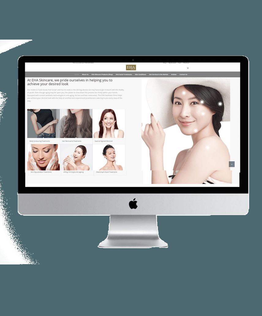 EHA Skincare showcase 2