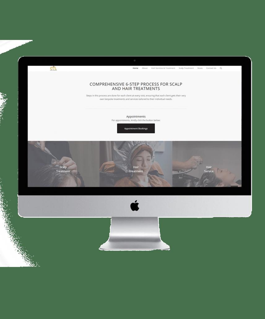 CYL Website showcase 2