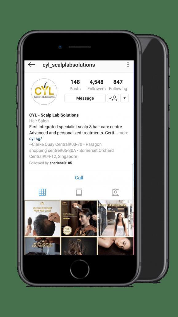 CYL mobile showcase 1