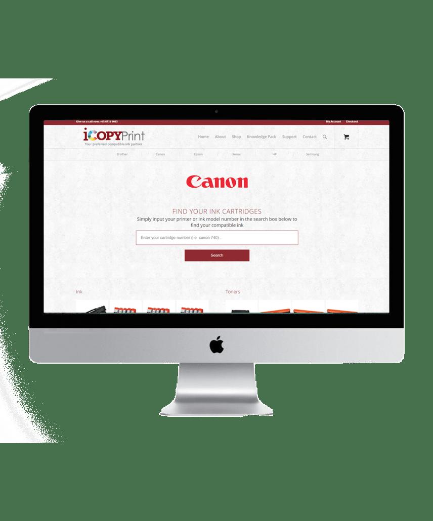 icopyprint website showcase 3